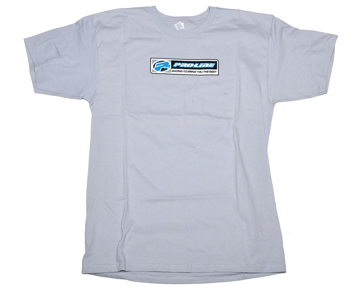 Pro-Line Silver Surf T-Shirt (2X-Large)