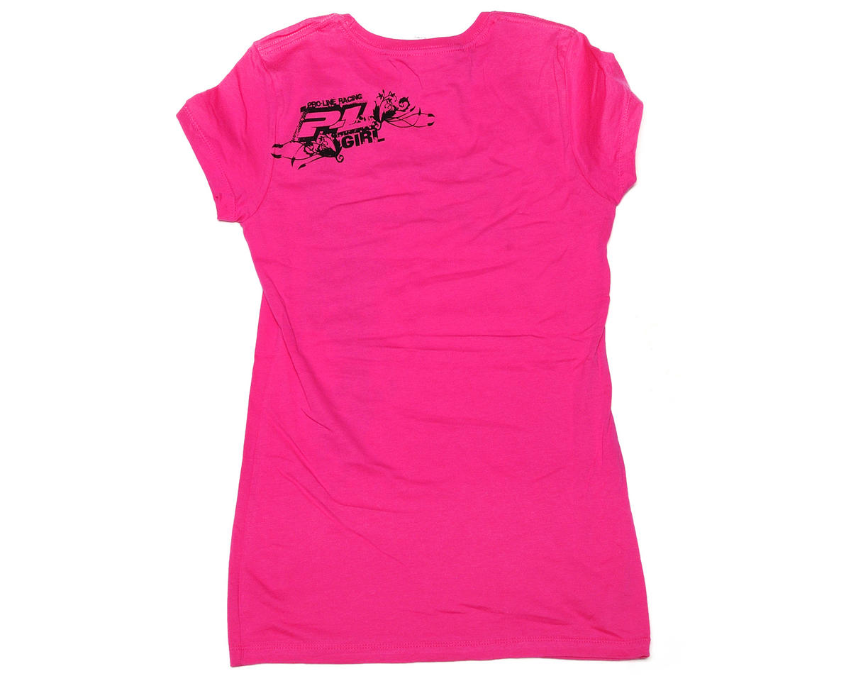 Pro-Line Pink Urban Girls T-Shirt (Small)