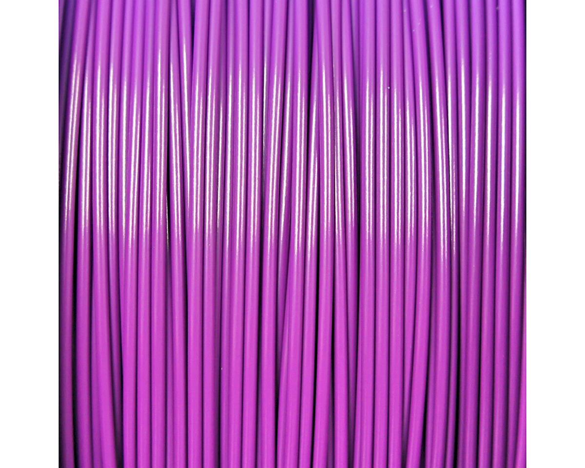Push Plastic 1.75mm PLA 3D Printer Filament (Purple) (1.0kg)
