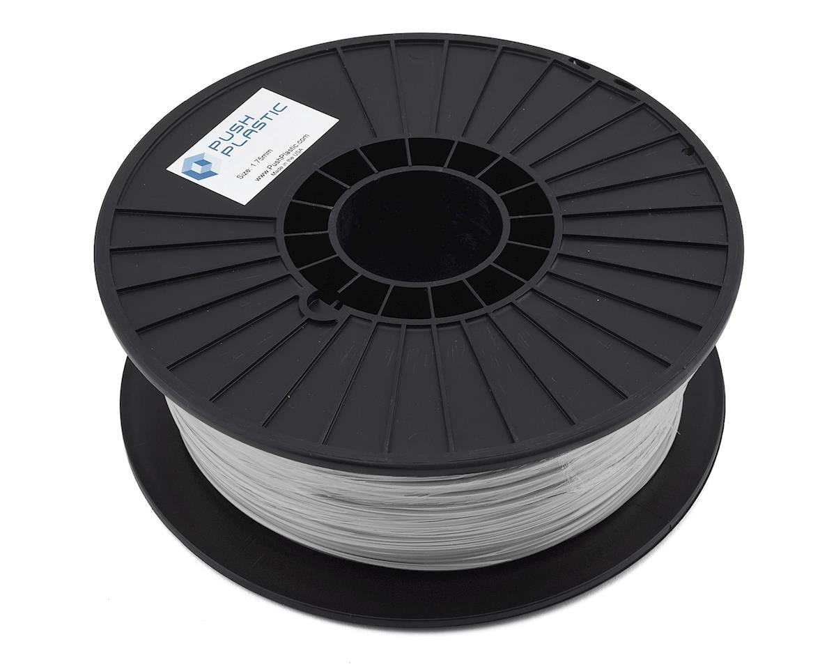 Push Plastic 1.75mm PETG 3D Printer Filament (Clear) (.75kg)