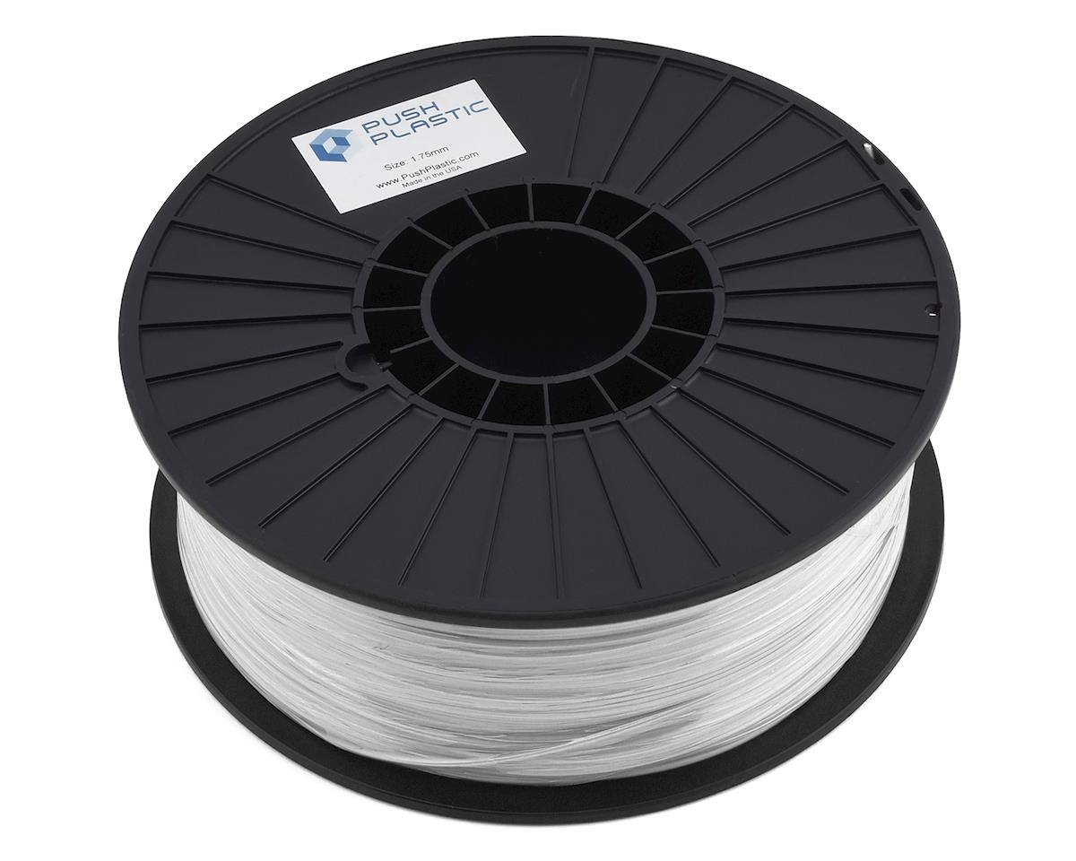 Push Plastic HIPS 3D Printer Filament (White)