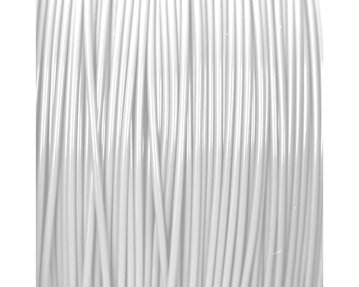 Push Plastic 1.75mm TPU 3D Printer Filament (White) (.5kg)