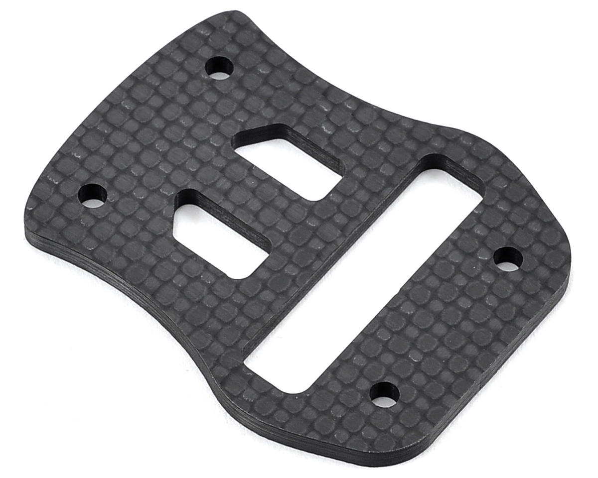3mm RC8.2e Carbon Center Differential Plate by PSM