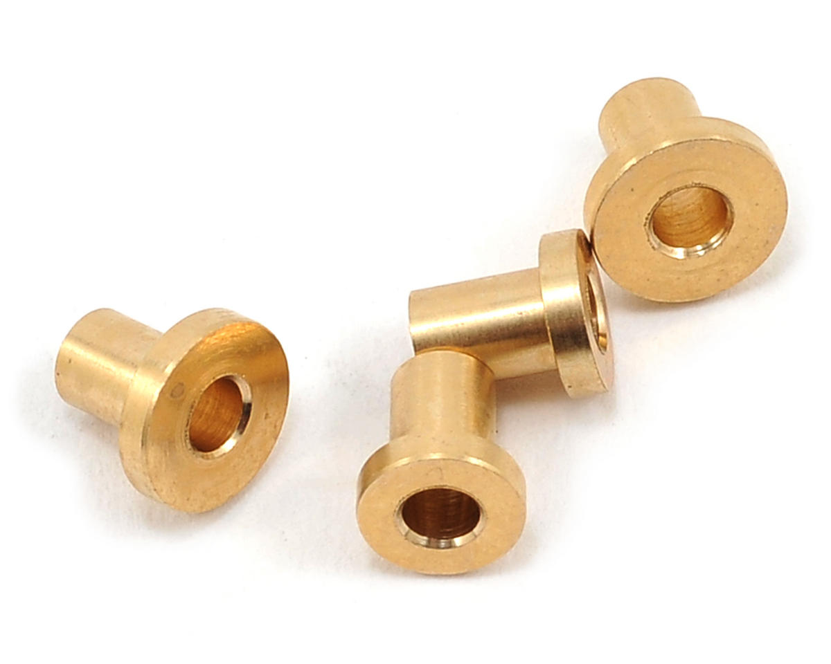 PSM Brass B5 Caster Bushing Set (Gold) (4)