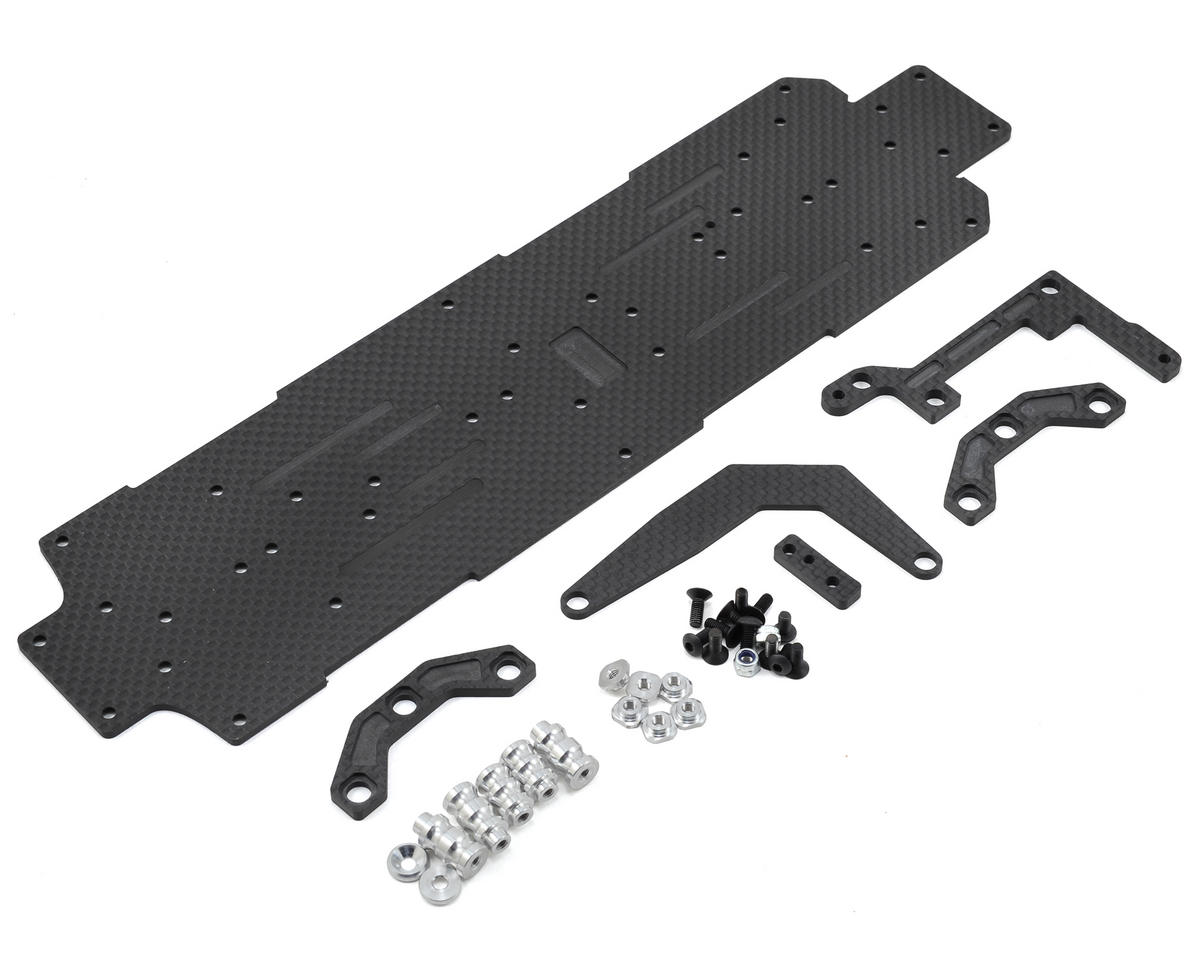 PSM 2.5mm B-MAX4 III Carbon Shorty Conversion Chassis
