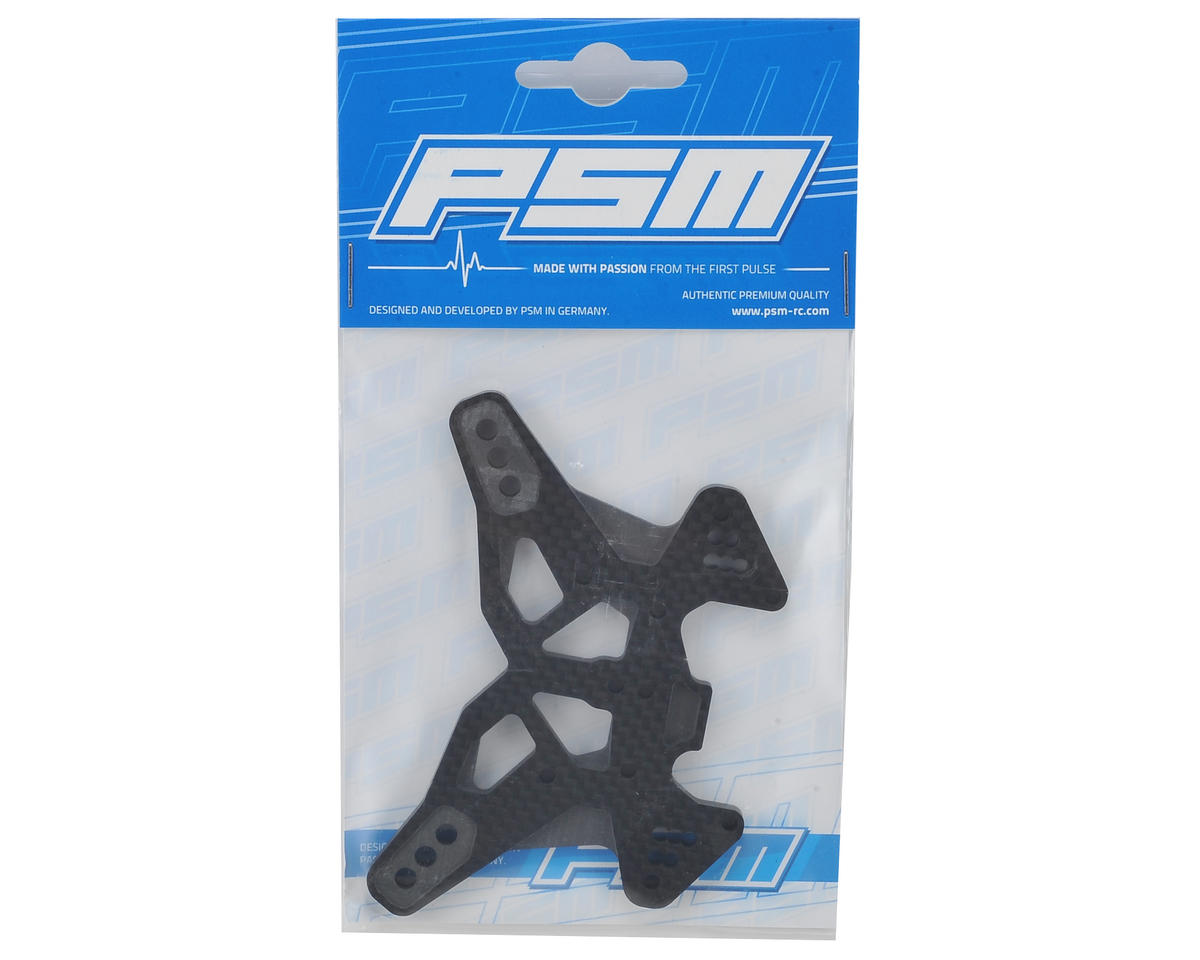 PSM 8IGHT 3.0 5.0mm Carbon Rear Shock Tower