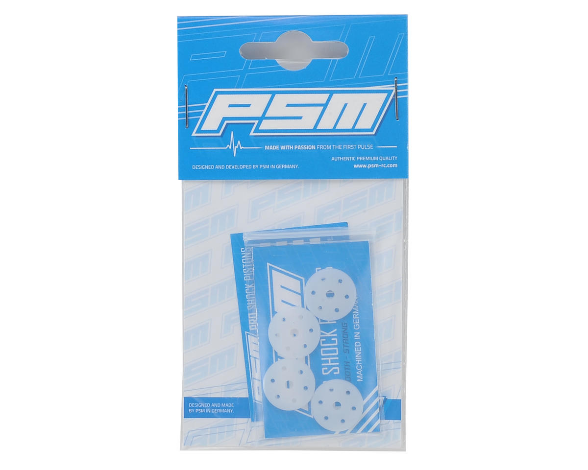 PSM RC8B3 8x1.2mm T1 Pro Shock Pistons (4)