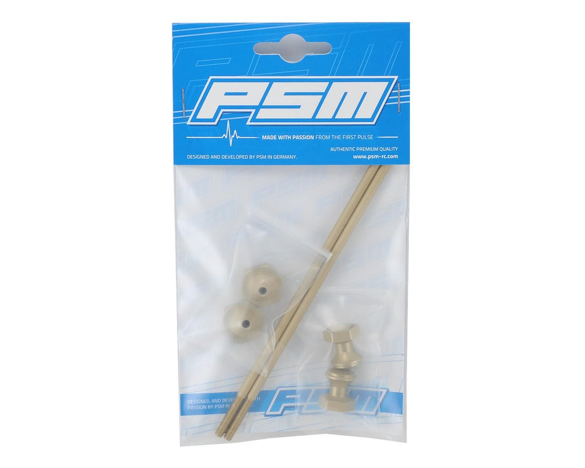 PSM Aluminum 1/8 Buggy Tire Storage Sticks (2)