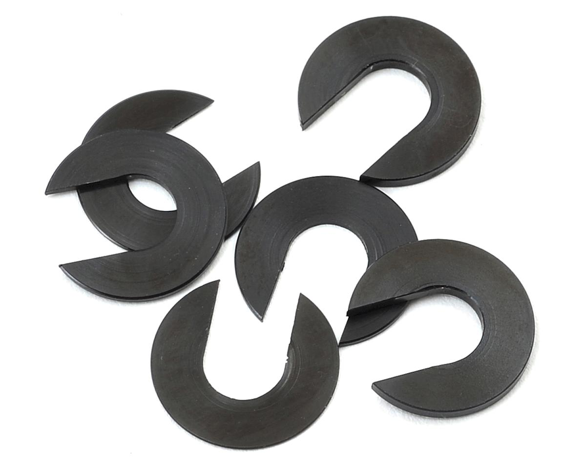 PSM Aluminum RC8B3 Pivot Ball Quick Change Shim Set (0.4, 0.7 & 1.4mm)