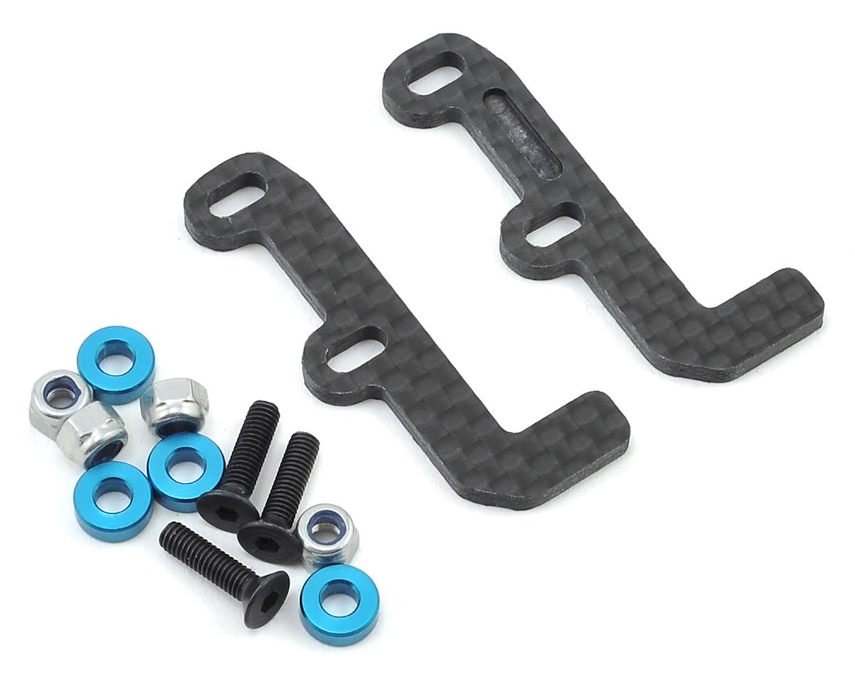 PSM 2.5mm Carbon TC7 Battery Centering Brace Set
