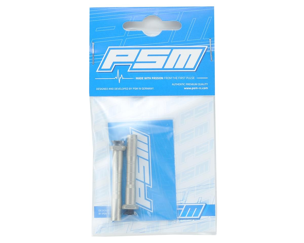 PSM Aluminum MBX7R EV2 Steering Posts (2)