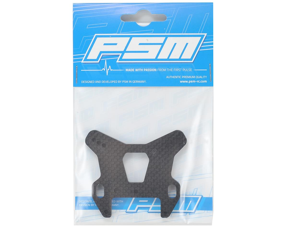 PSM 5mm Carbon MP9 TKI4 Front Shock Tower