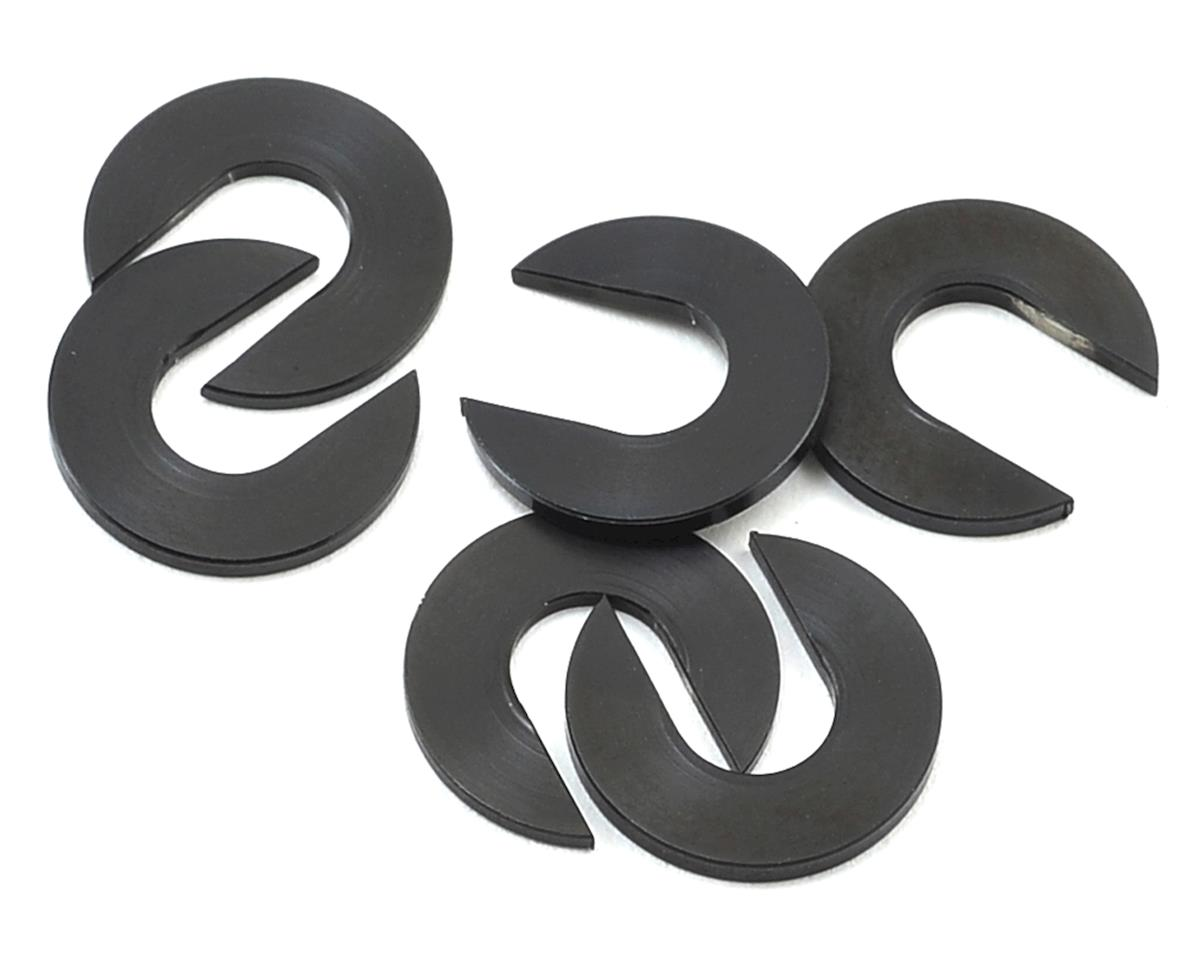 Aluminum Universal Pivot Ball Quick Change Shim Set (1.0, 1.2 & 1.4) by PSM