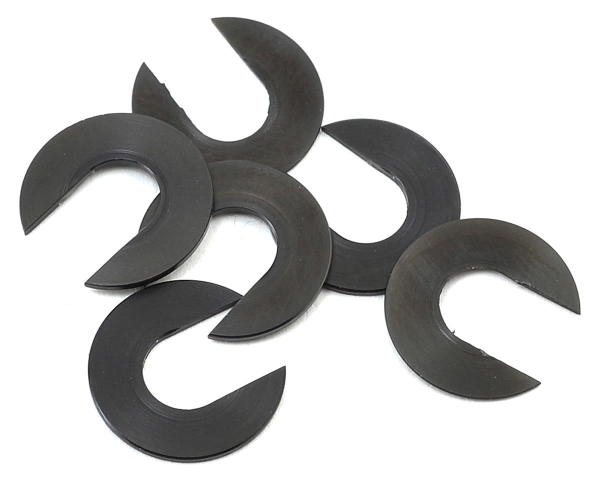 Aluminum Universal Pivot Ball Quick Change Shim Set (0.4, 0.7 & 0.8mm)