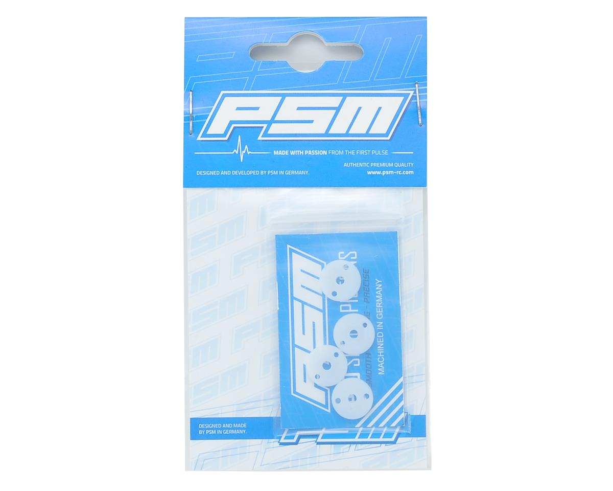 PSM B6/B6D R1 Pro Shock Pistons (4) (2x1.6mm)
