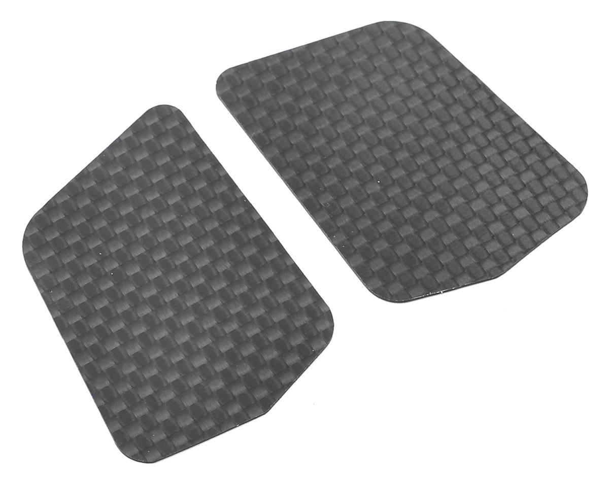 0.5mm Carbon Fiber RC8B3e Air-Intake Flaps (2)