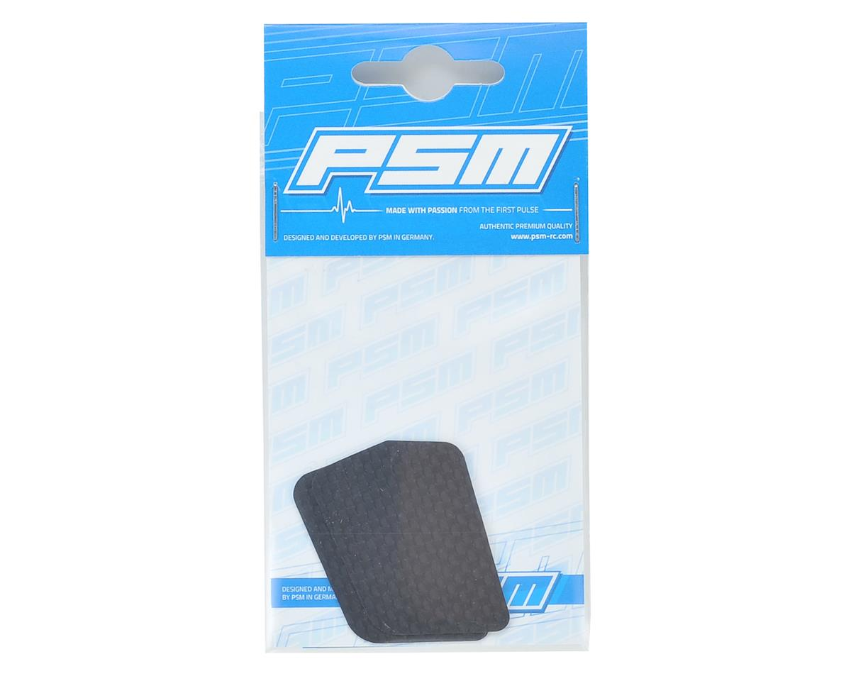 PSM 0.5mm Carbon Fiber RC8B3e Air-Intake Flaps (2)