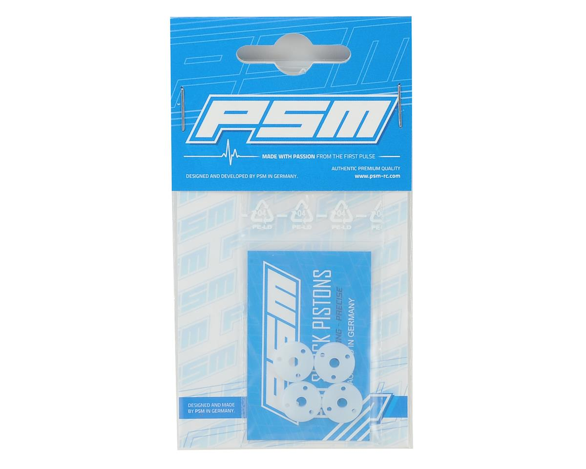 PSM YZ2/YZ4 Pro R2 Shock Pistons (3x1.5mm) (4)