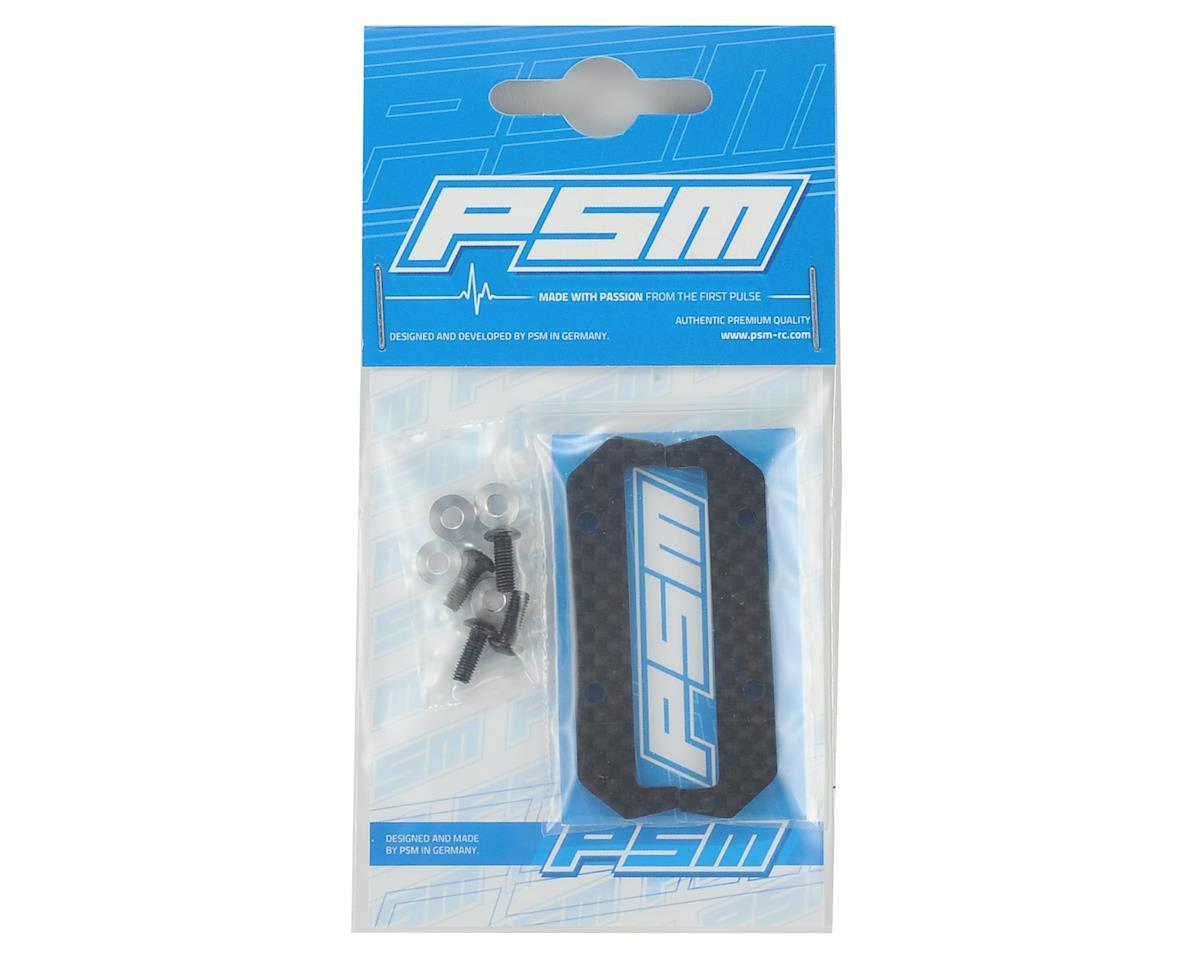 PSM YZ4 4mm Carbon Inline Centering Battery Braces (2)