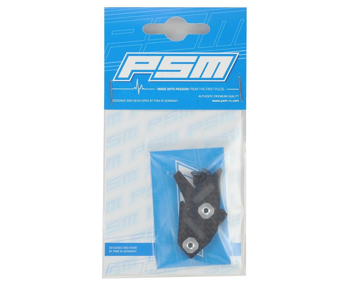 PSM YZ4 3mm Carbon Battery Centering Braces (2)