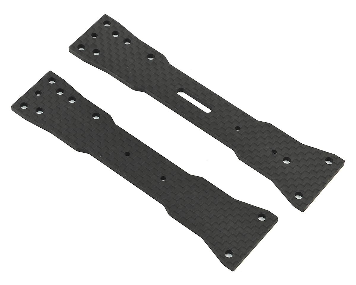 PSM YZ4 2.5mm Carbon Split Upper Deck (Soft) (2)