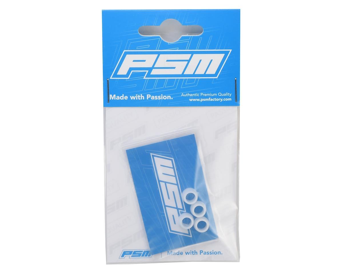 PSM MP9 TKI4 Delrin Shock Bushing Set (White) (4)