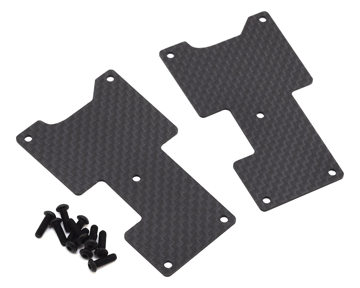 PSM 1.5mm D817 Carbon Rear Arm Covers (2)