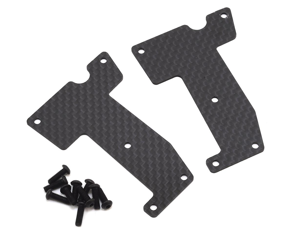 PSM 1.0mm D817 Carbon SFX Front Arm Covers (2)