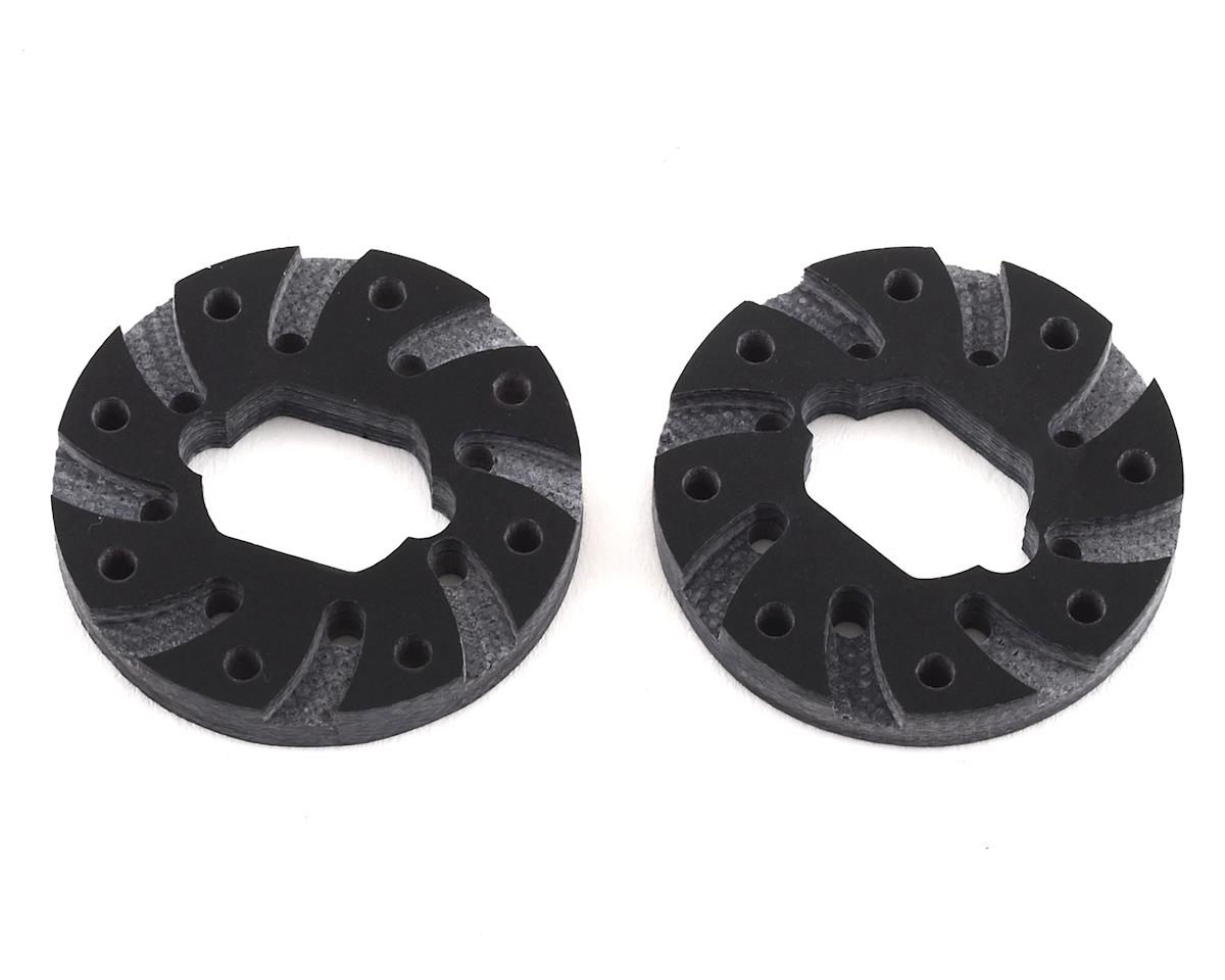 PSM XB8 18 VX4 Fiberglass Brake Disc Set (2)