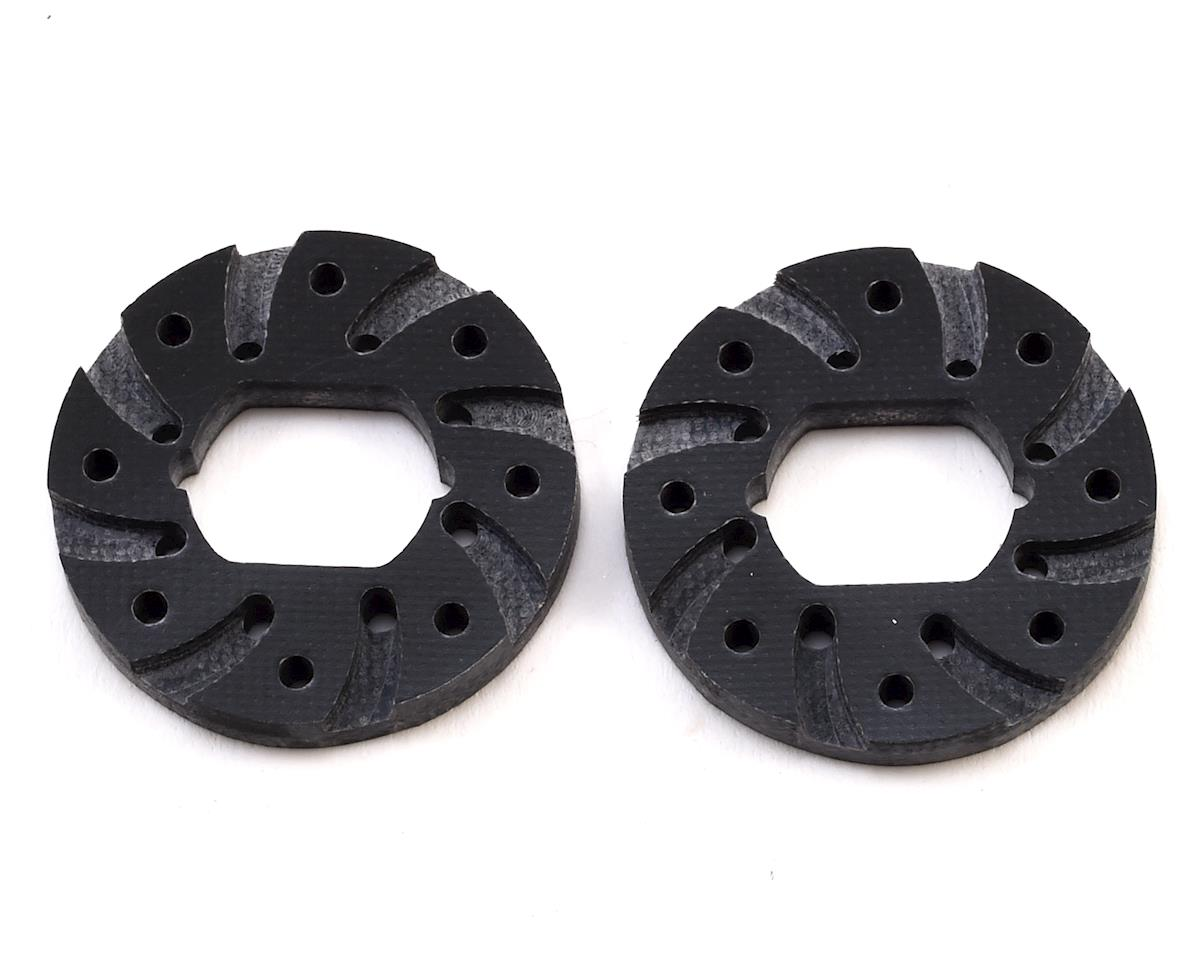 MP9 TKI4 VX4 Fiberglass Brake Disc Set (2)