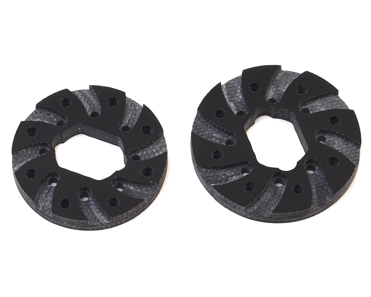 PSM SRX8 VX4 Fiberglass Brake Disc Set (2)