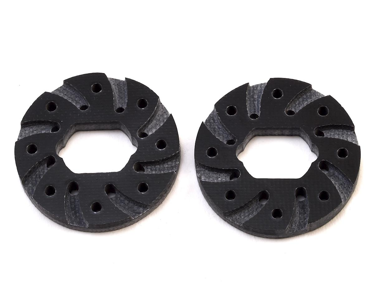 PSM S35-3 VX4 Fiberglass Brake Disc Set (2)