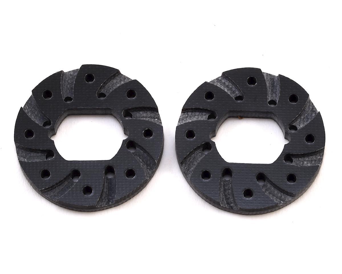 D817 VX4 Fiberglass Brake Disc Set (2) by PSM