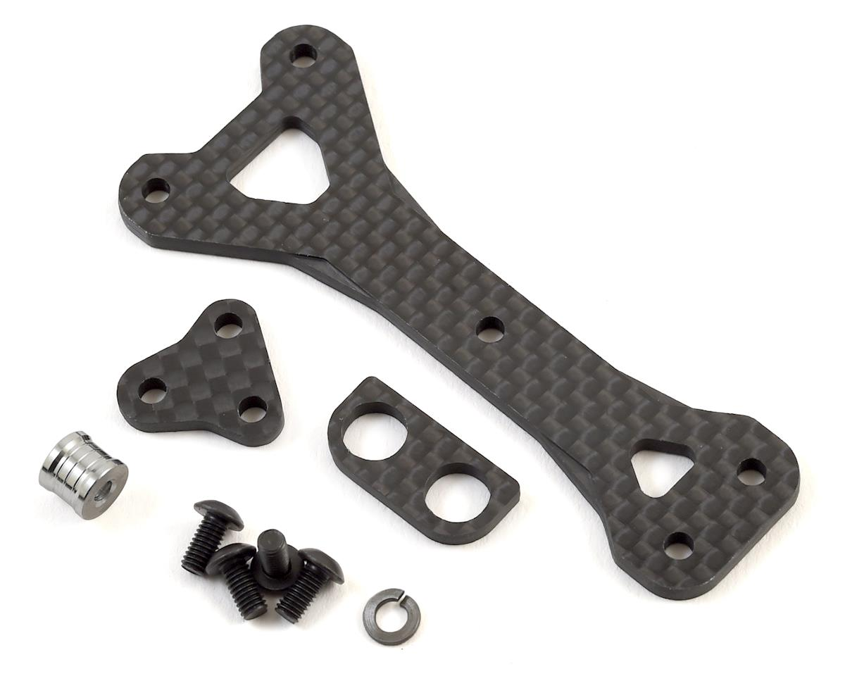 PSM 2.5mm Carbon B64/B64D Front Upper Deck