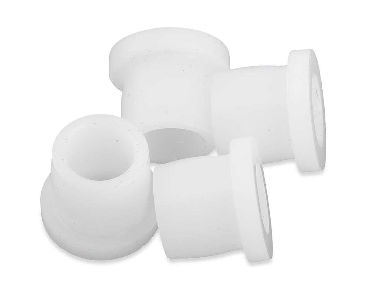 PSM The Car Delrin White Shock Bushing Set (4)