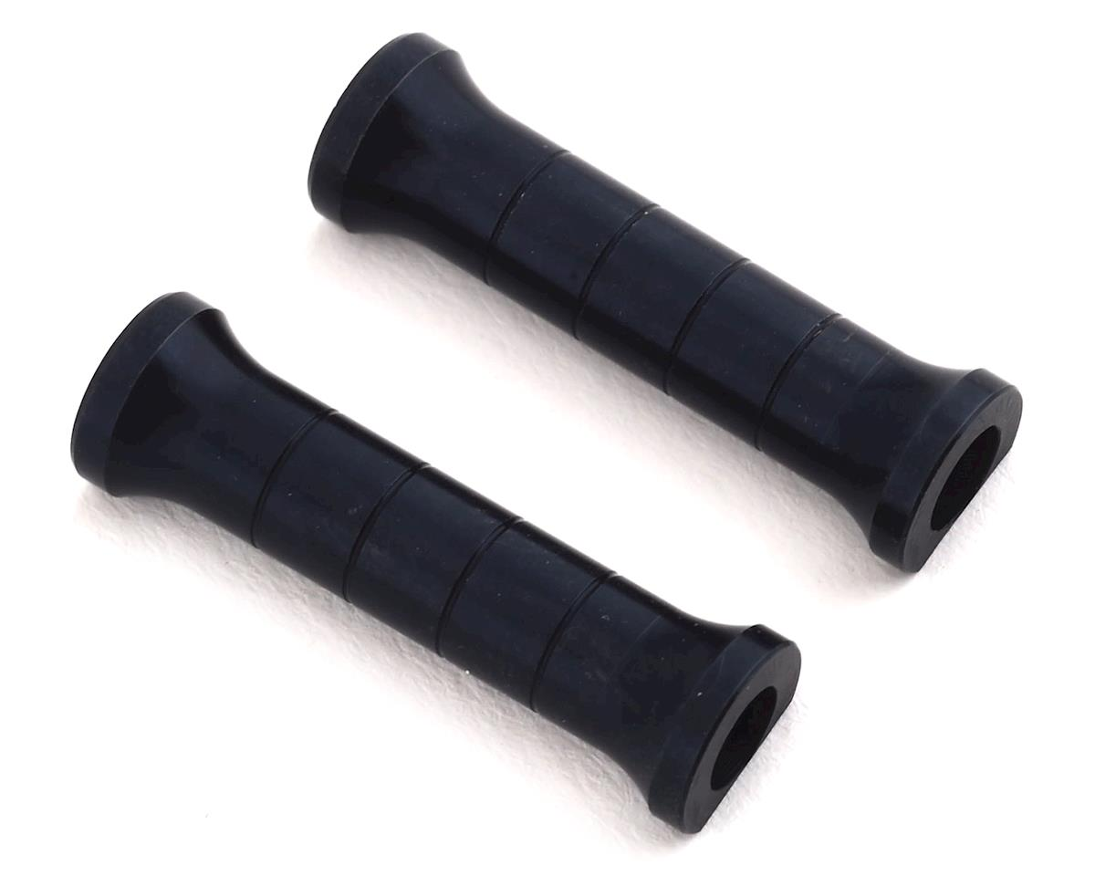 PSM S-Workz S35-3 Aluminum Front Anti-Twist Bushing Set (Black) (2)