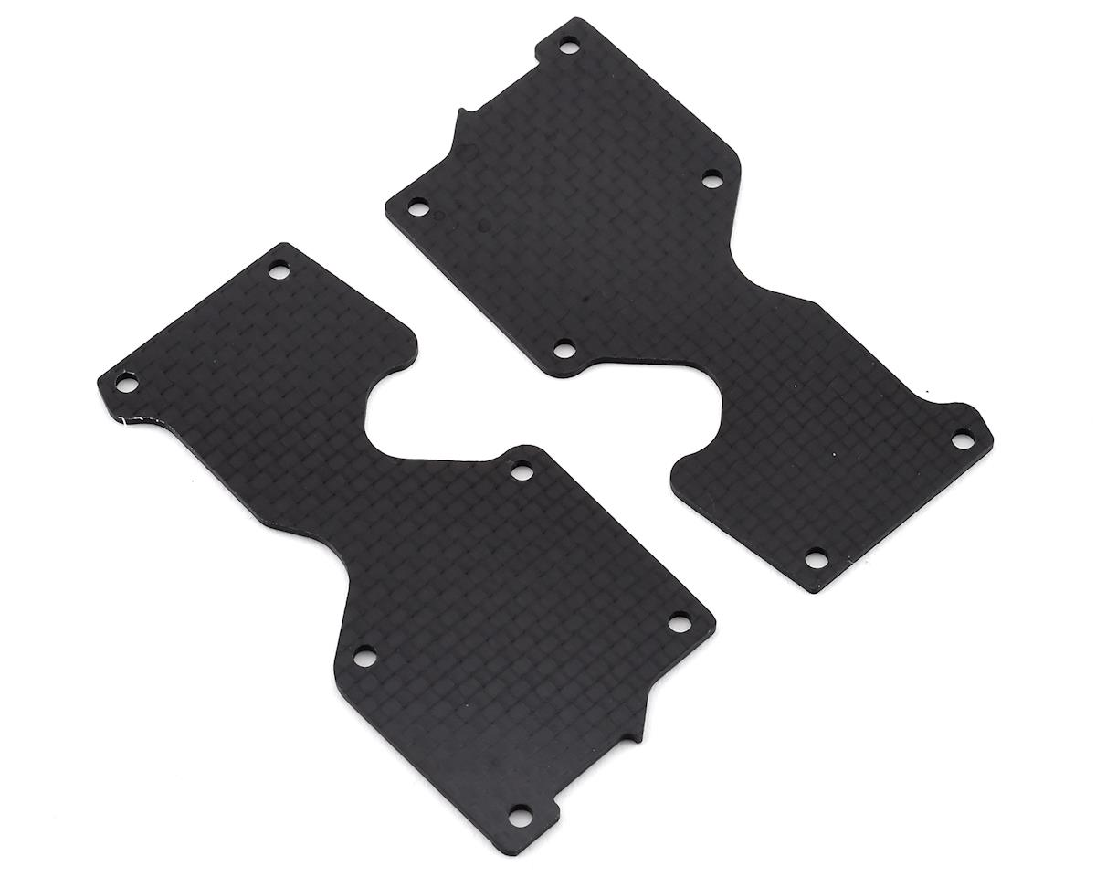 PSM S35-3 Carbon Rear Arm Covers (2) (1.5mm)