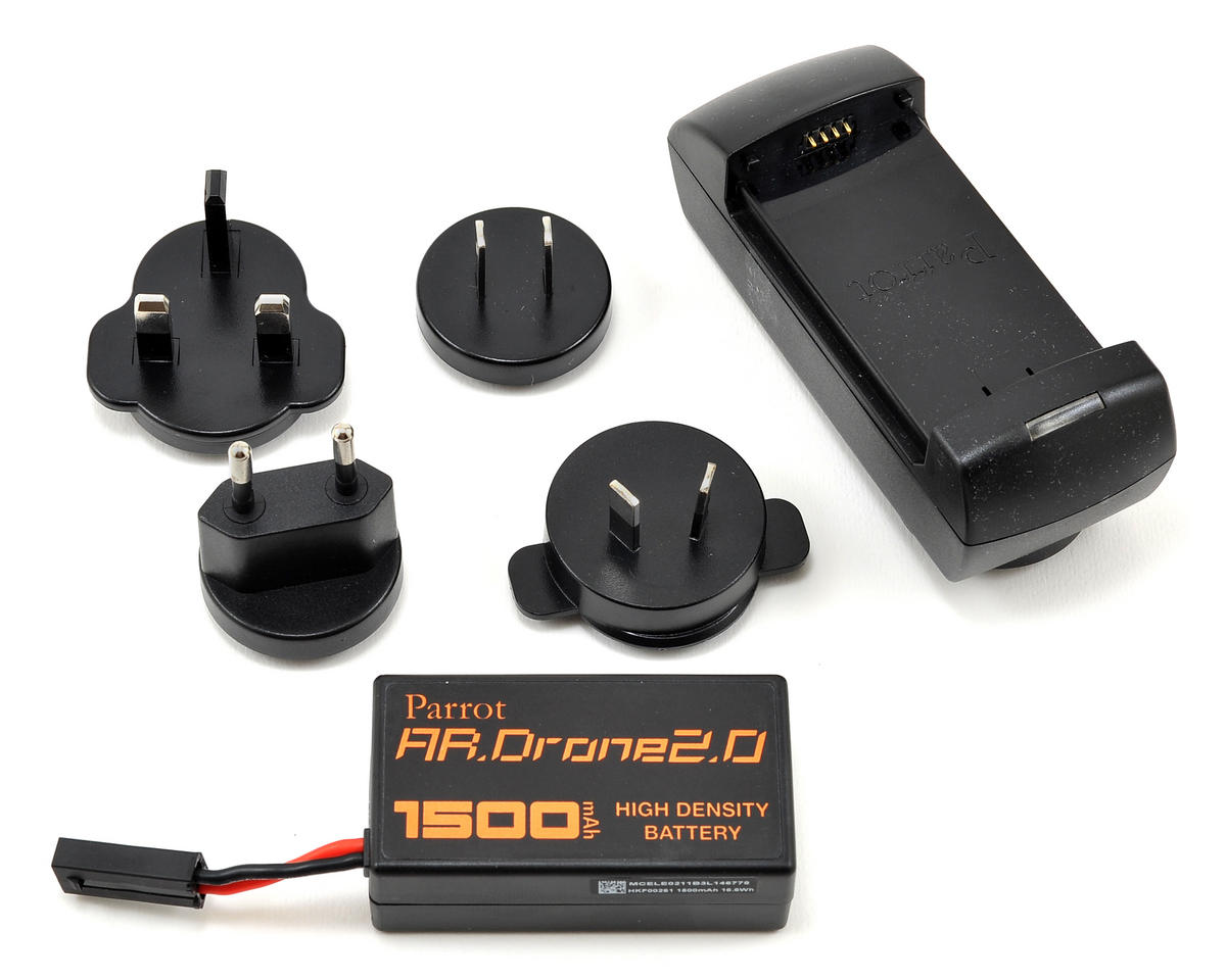 Parrot AR Drone 2.0 Power Edition Quadcopter