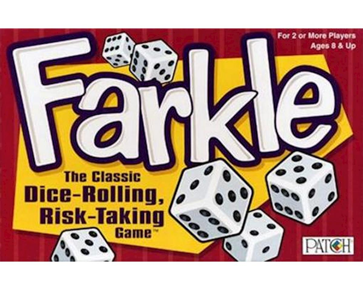 PlayMonster Patch Products 6910 Farkle Classic Dice Game