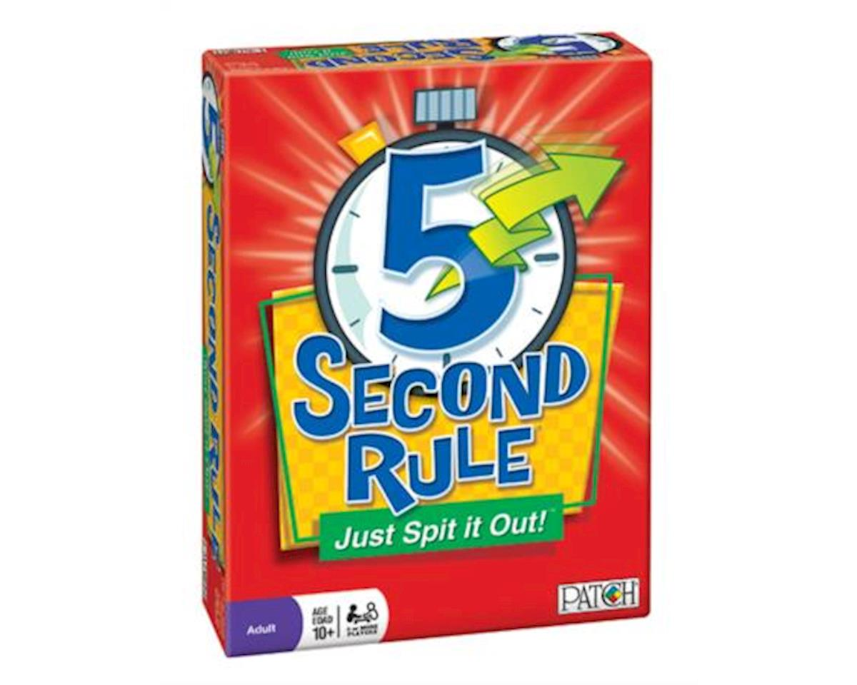 PlayMonster 5 Second Rule Game 11/10