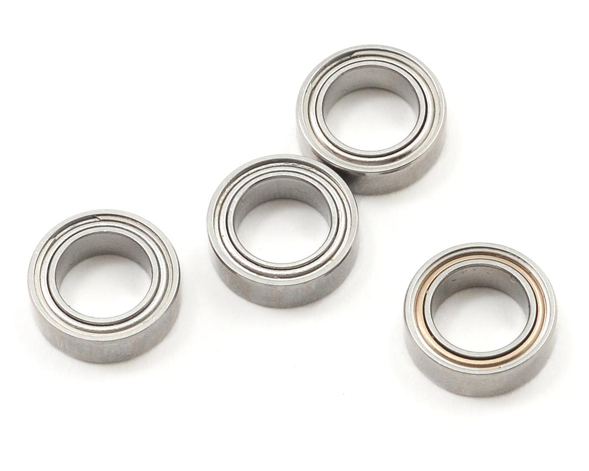 "5x8x2.5mm Metal Shielded ""Speed"" Bearing (4) by ProTek RC (Team Durango DEST210R)"