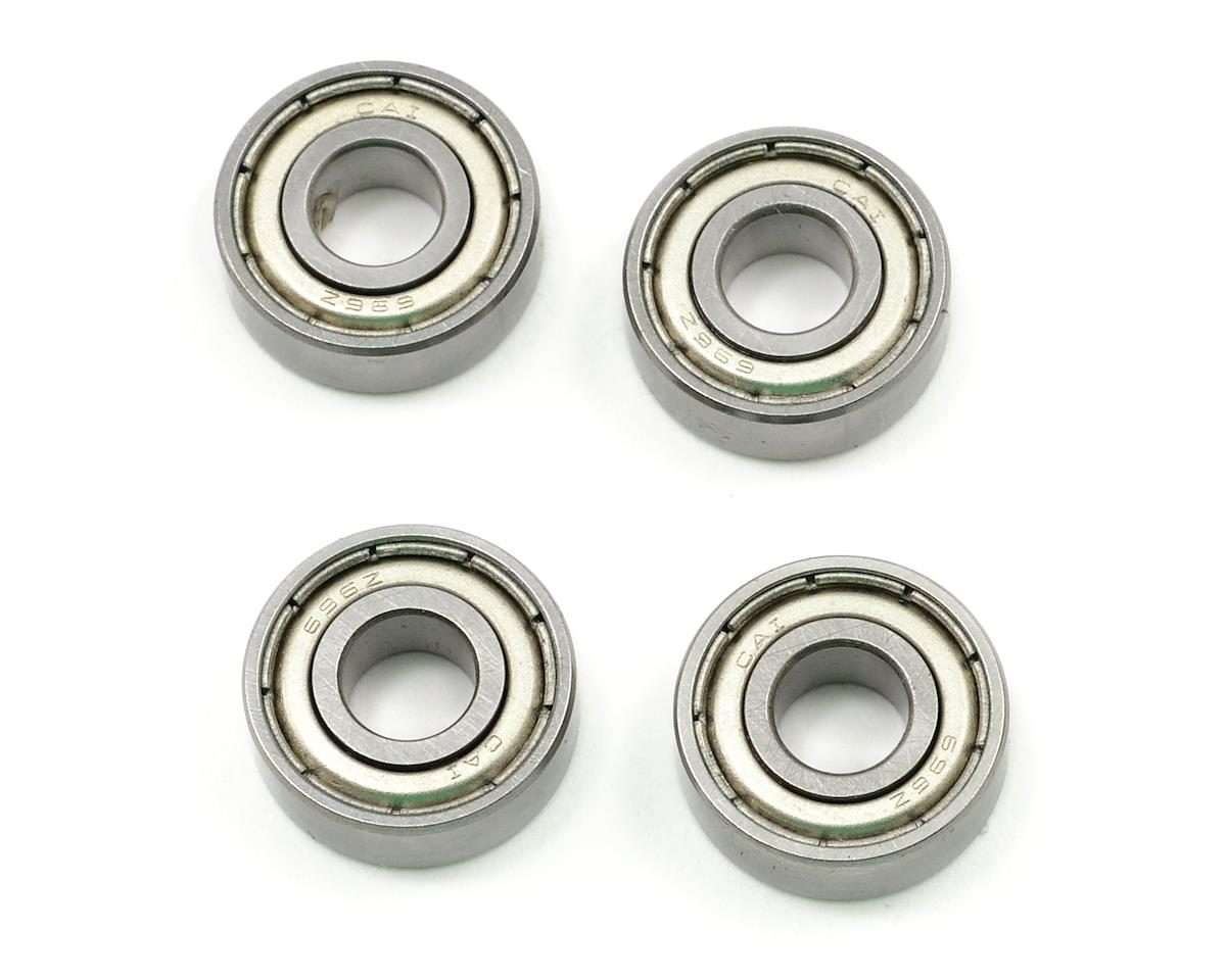 "6x15x5mm Metal Shielded ""Speed"" Bearing (4) by ProTek RC"