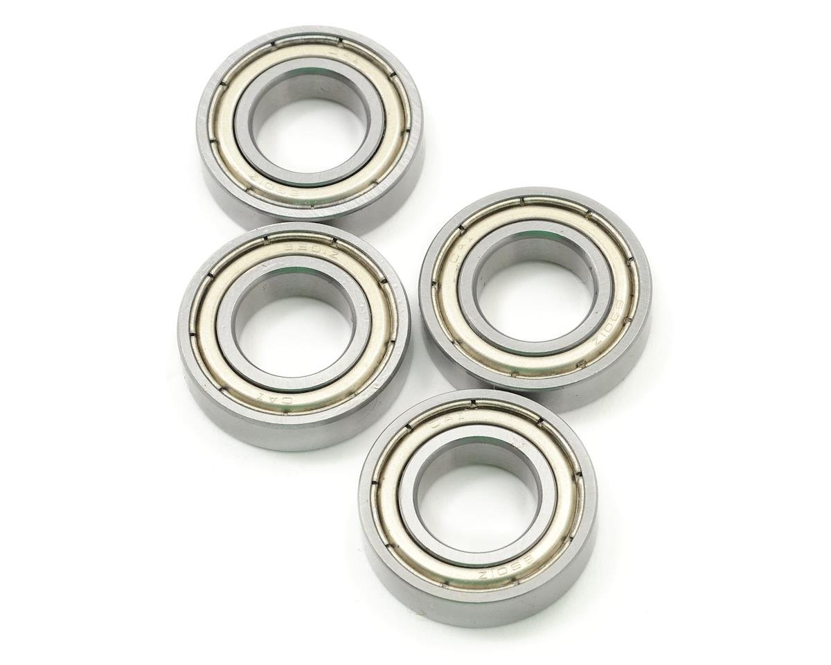 "ProTek RC 12x24x6mm Metal Shielded ""Speed"" Bearing (4)"