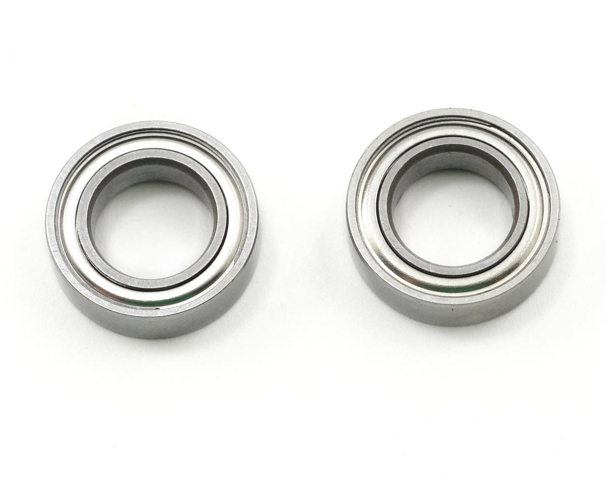 "ProTek RC 8x14x4mm Ceramic Metal Shielded ""Speed"" Bearing (2) (Team Associated ProRally)"