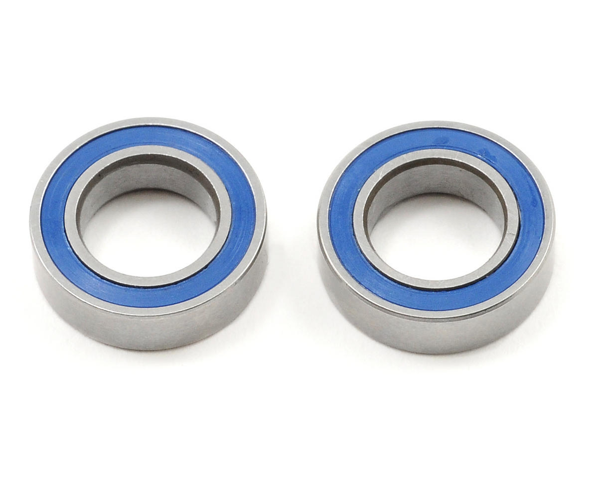 "ProTek RC 8x14x4mm Ceramic Rubber Sealed ""Speed"" Bearing (2) (Tekno NT48)"