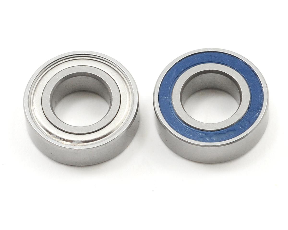"8x16x5mm Ceramic Dual Sealed ""Speed"" Bearing (2) by ProTek RC (JQ THE Car (White))"
