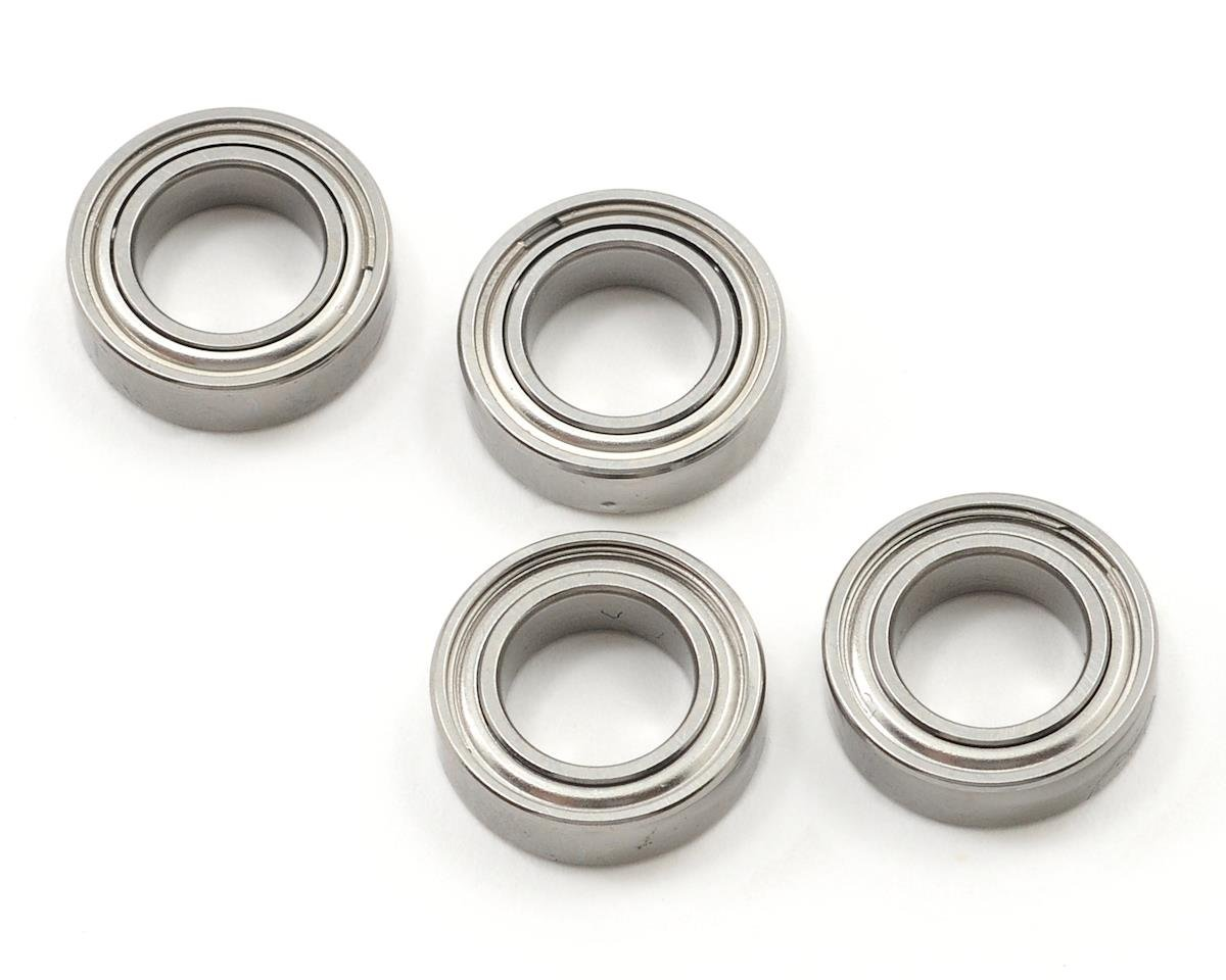 "8x14x4mm Metal Shielded ""Speed"" Bearing (4) by ProTek RC"