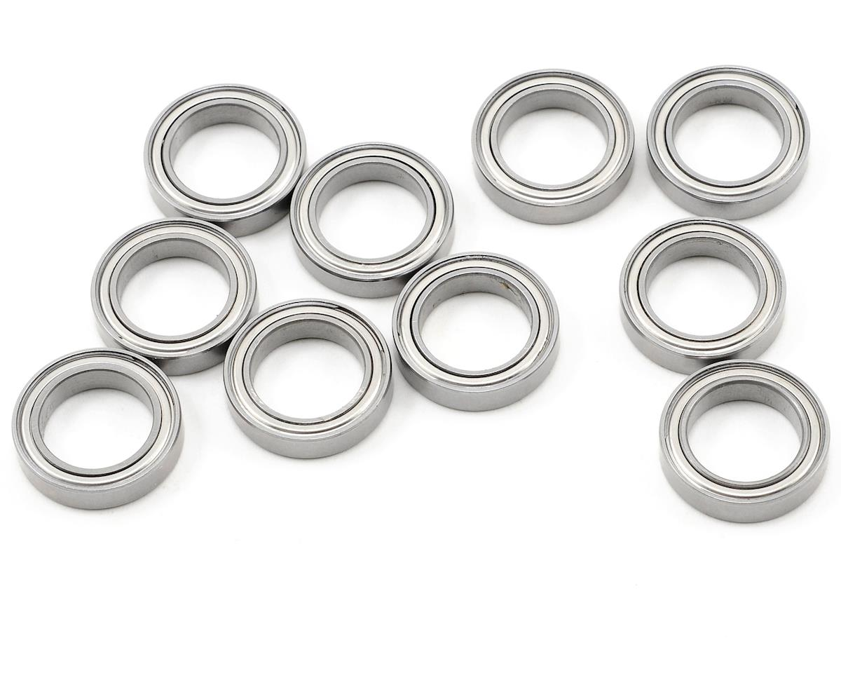 "12x18x4mm Metal Shielded ""Speed"" Bearing (10) by ProTek RC"