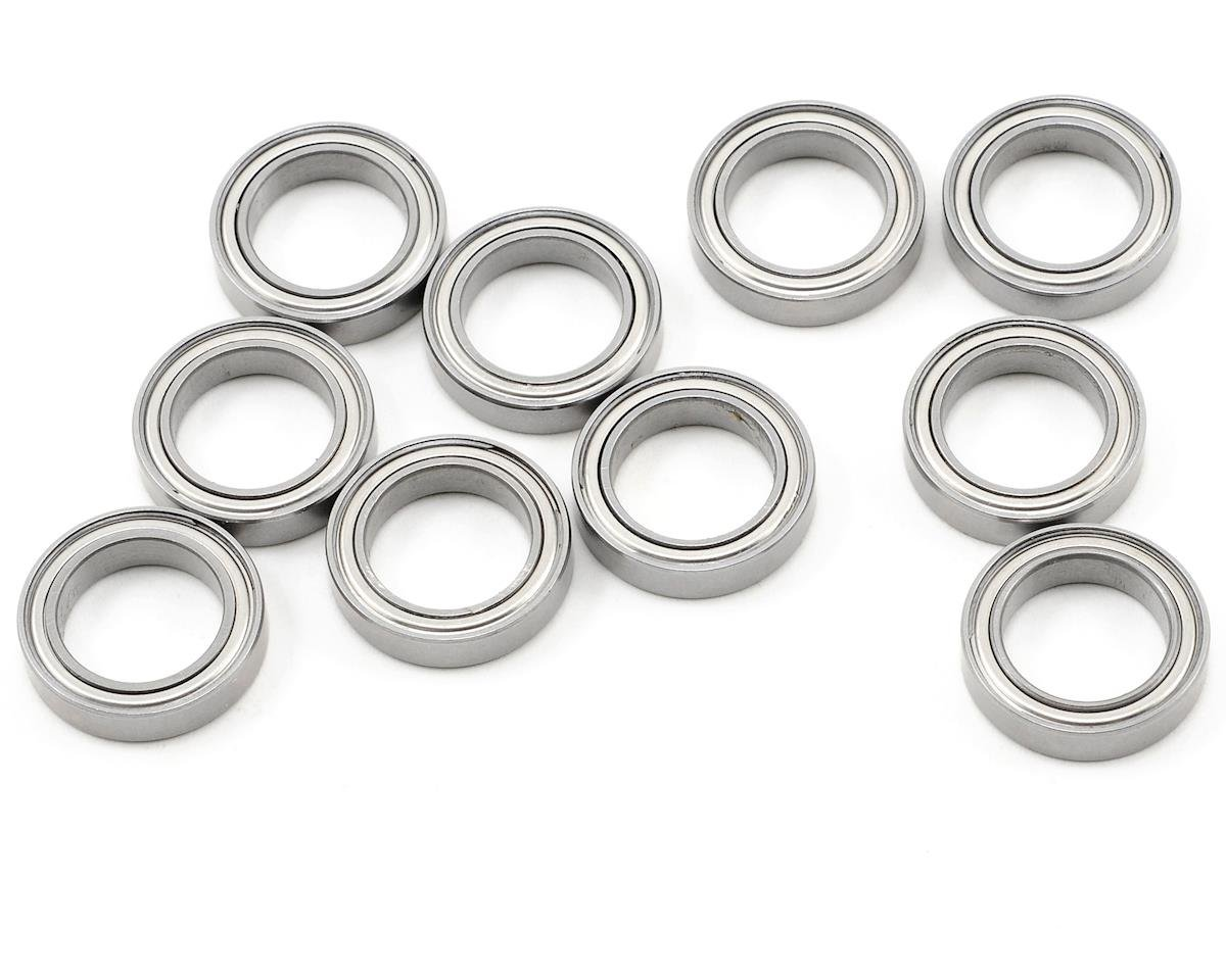 "ProTek RC 12x18x4mm Metal Shielded ""Speed"" Bearing (10) (Redcat Racing Shredder XB)"