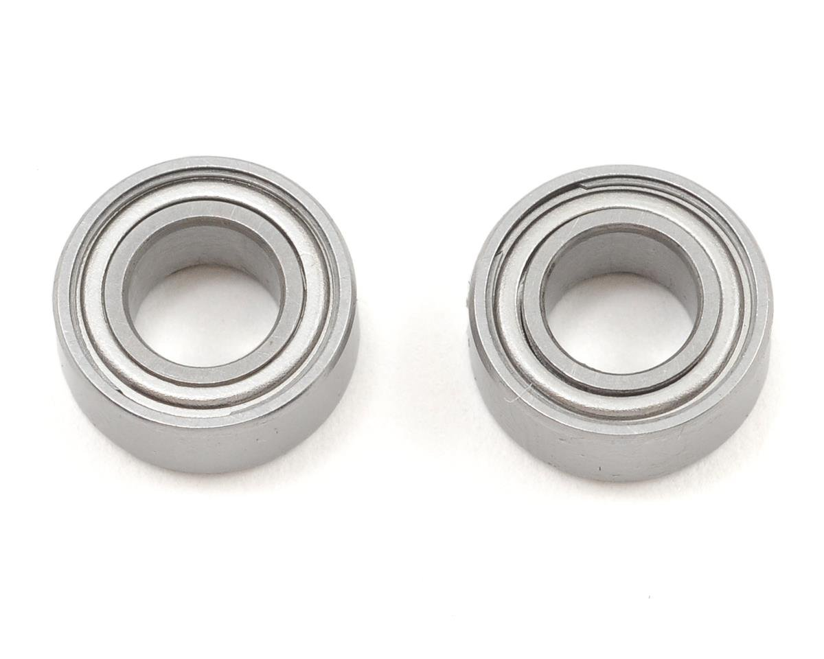 "ProTek RC 5x10x4mm Ceramic Metal Shielded ""Speed"" Bearing (2) (Team Associated TC7)"
